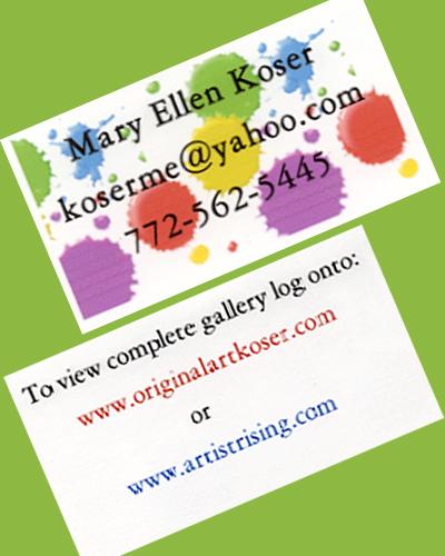Mary Ellen Koser